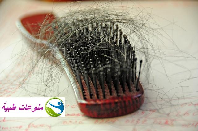 12 طريقة لتقليل تساقط الشعر طبيعيا