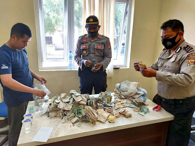 Curi kotak amal masjid, dua pelaku dibekuk Polisi