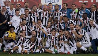 Juventus Membabat Habis AC Milan Dengan Skor 4-0