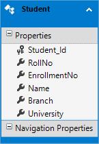 ADO.NET Entity Data Model