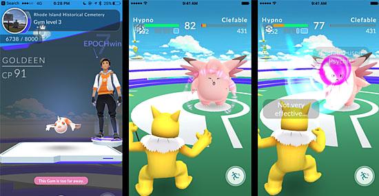 Pokemón Go - 9 segredos e detalhes de Pokemón Go batalha