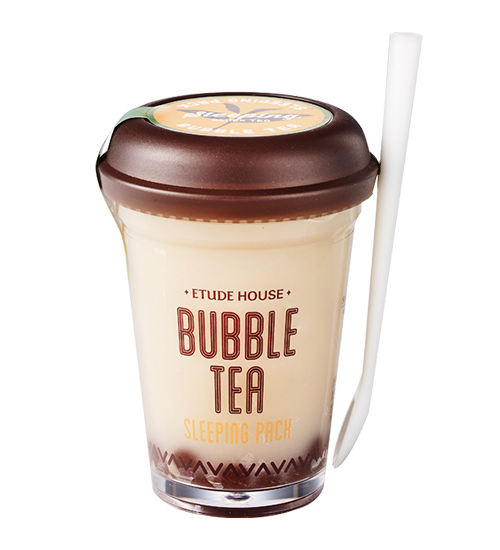 Bubble Tea Sleeping Pack