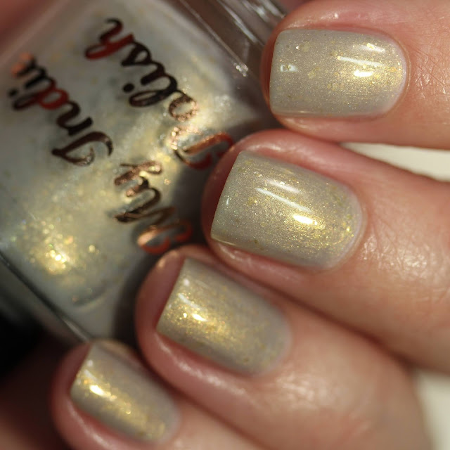 My Indie Polish Maybe It Was Aliens swatch