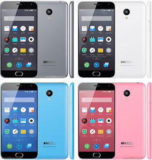 Meizu m2 layar 5 inch RAM 2GB