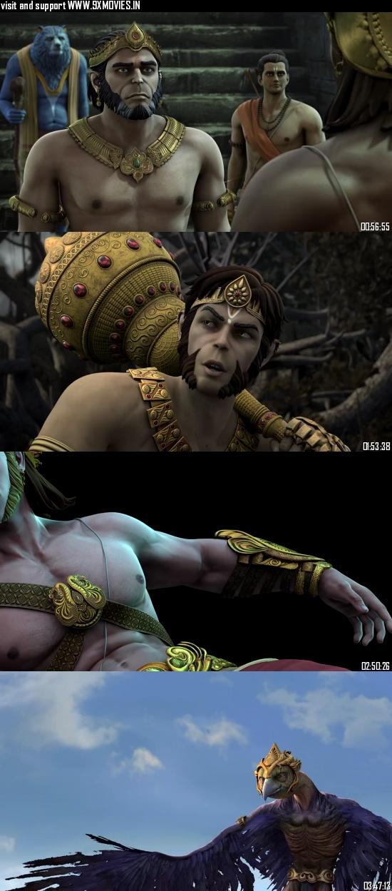 The Legend of Hanuman 2021 S01 Hindi Complete 720p 480p WEB-DL 2.5GB