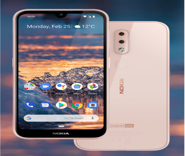 Nokia 4.2 With 3000mAh Battery Launched In India: Specifications