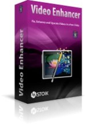 برنامج تكبير وتحسين مقاطع الفيديو STOIK Video Enhancer 1.9.7 الباتش