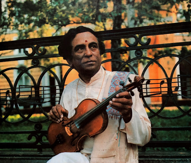 #India #Carnatic #Violin #Lalgudi Jayaraman #Tyagaraja #virtuoso #violinist #Indian music #traditional music #world music #Russian Melodiya label #vinyl #MusicRepublic