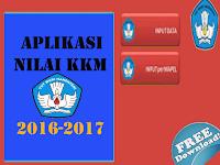 Download Lengkap Aplikasi Hitung KKM Kurikulum 2013 Sekolah Dasar