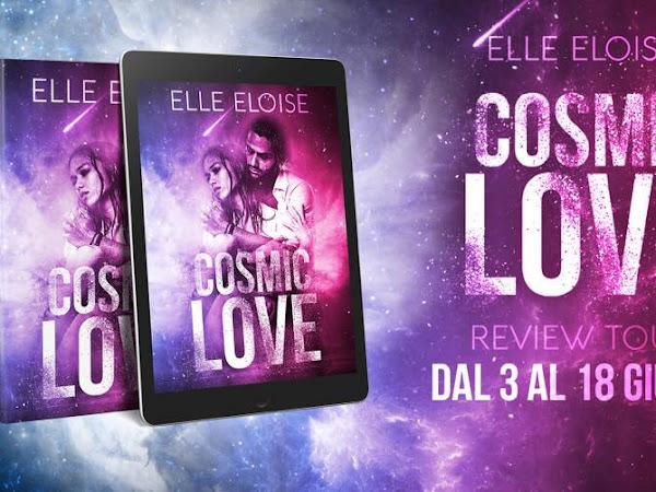*Review Tour* Cosmic love di Elle Eloise