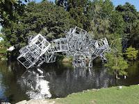 Muegano, by Hector Zamora - Christchurch Botanic Garden, New Zealand