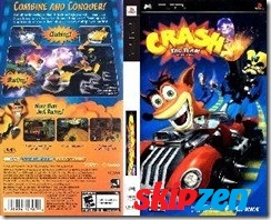 Crash Tag Team Racing [US] PSP High Compressed