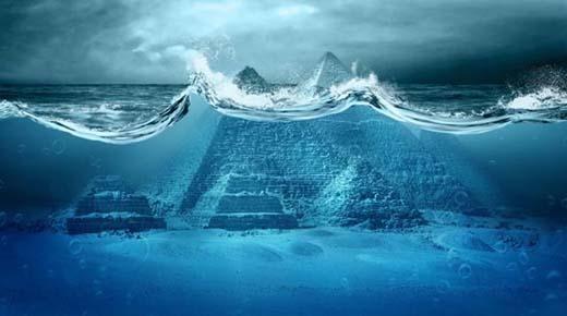 El análisis digital de los rollos del Mar Muerto revela que el Arca de Noé era una pirámide