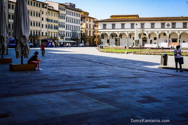 Florencja w czasach pandemii - Dom z Kamienia blog