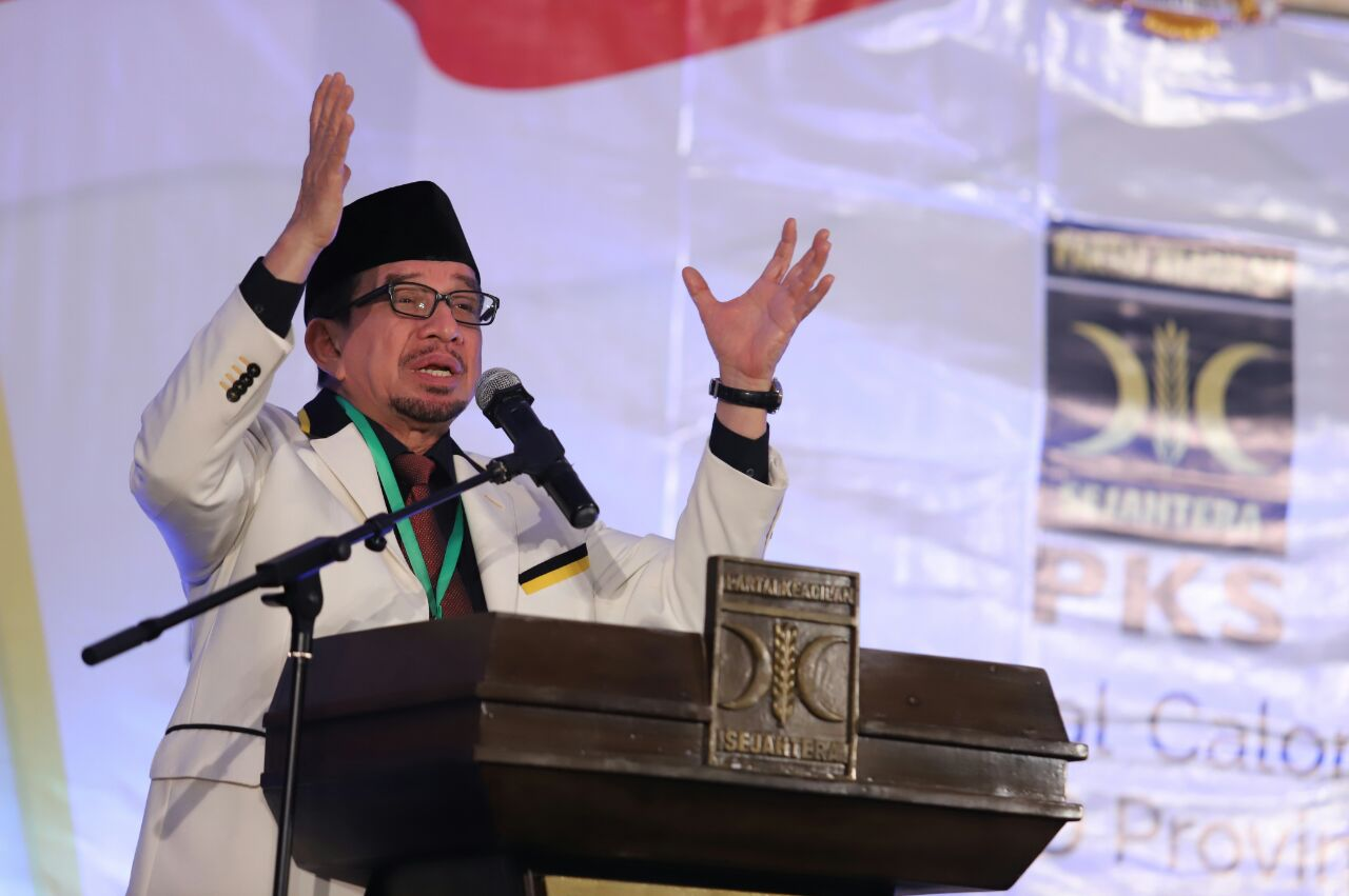 Habib Salim Segaf Al-Jufri: Anggota Dewan PKS tak Boleh Tinggalkan Umat