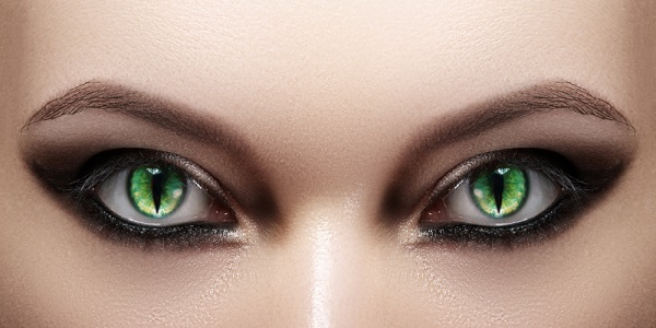 Cat's Eye Contact Lens Have you tried it