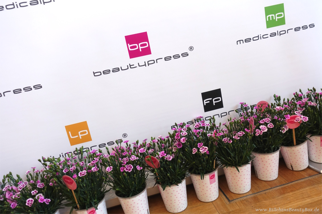 "Eventbericht und Markenvorstellung - beautypress ""Green cosmetics"" Naturkosmetik Bloggerevent"