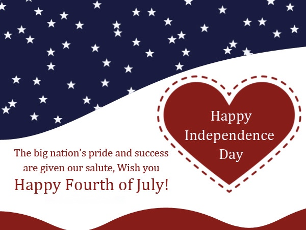 USA Independence day 2020 Greetings, Images