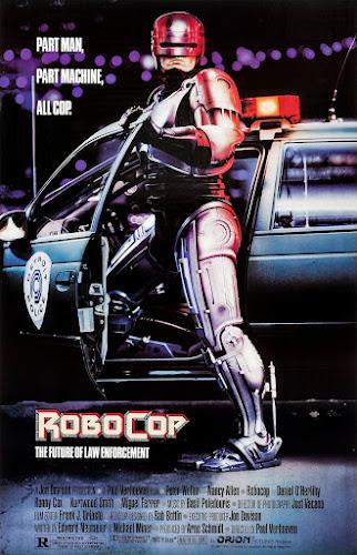 Robocop (BRRip 1080p Dual Latino / Ingles) (1987)