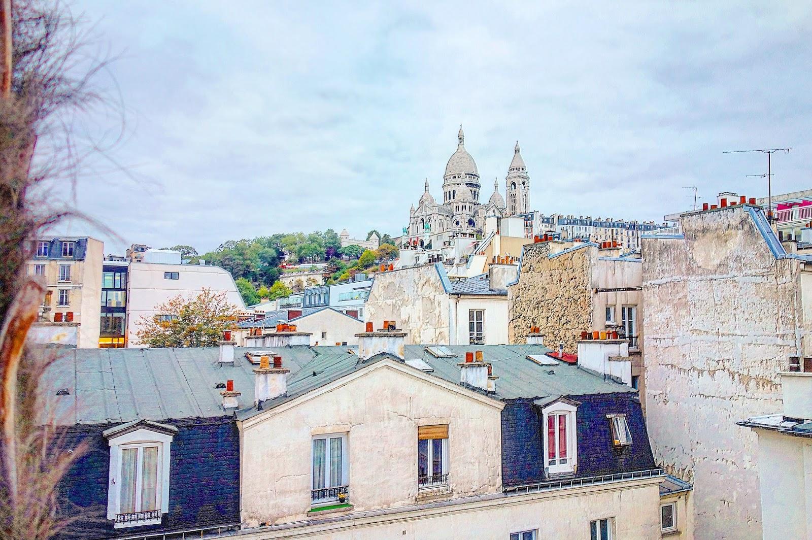 Coup de coeur secret rooftop in montmartre ateliers for Terrasse et cie paris 18