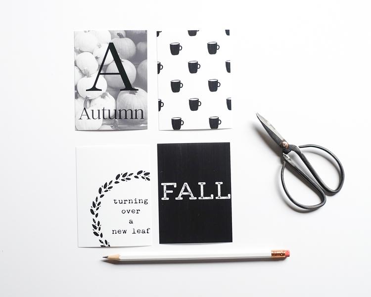 postery do wydruku na jesień