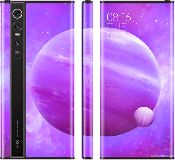 Xiaomi Mi Mix Alpha 5G-Specification-Price in India-Launch Date In India