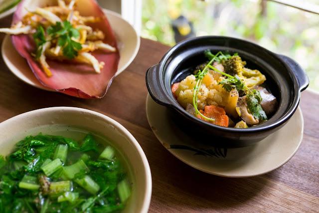 Những món ăn ngon từ nguyên liệu đơn giản
