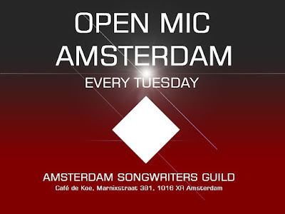 live music amsterdam sign up 8:15