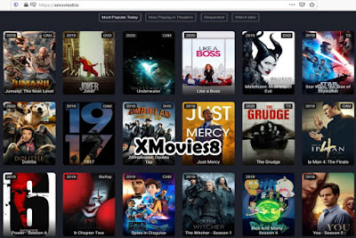 XMovies8 - Free Movie Streaming Sites No Sign Up