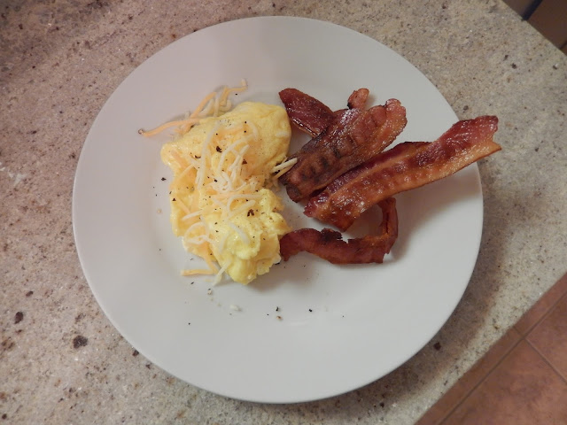 Eggs Bacon Low Carb Breakfasts