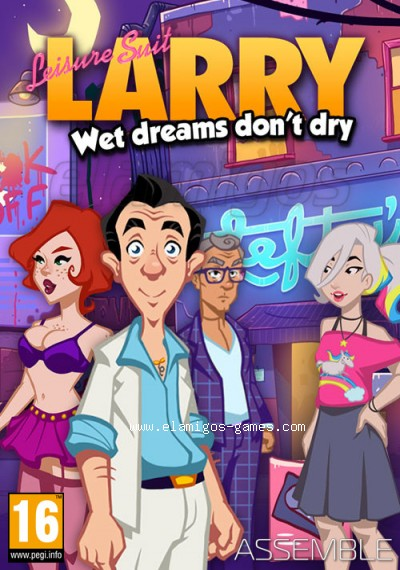 Leisure Suit Larry Wet Dreams Dont Dry Torrent (PC)
