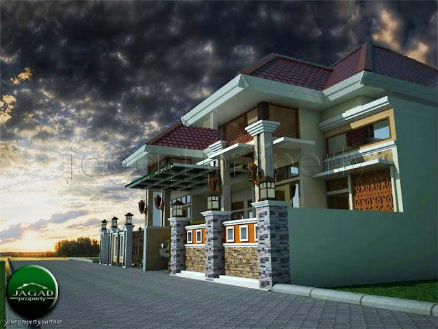 Rumah Siap Bangun dekat UGM