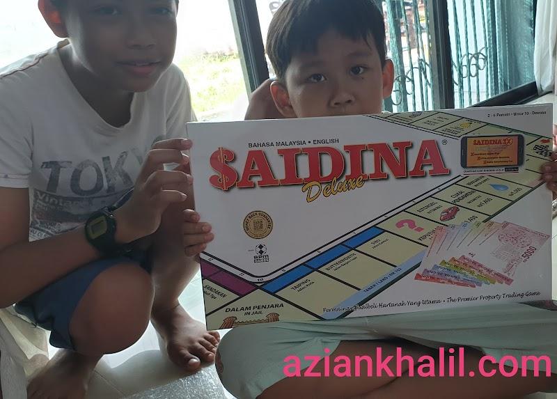 Set Mainan Saidina