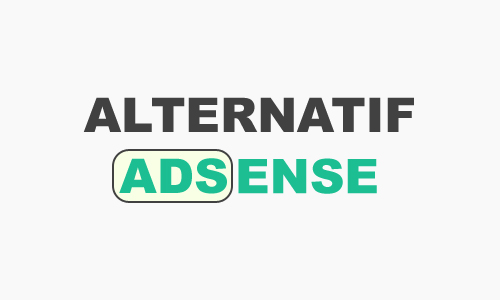 Alternatif Adsense