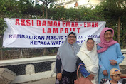 Wakil Walikota Banda Aceh Di Usir Emak emak Dari mesjid Lampriet