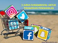 5 Jurus Fundamental untuk Tingkatkan Penghasilan