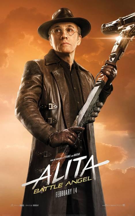 Anita - Anjo de Combate Poster 10