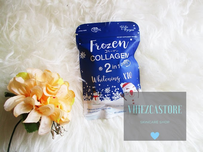Frozen Collagen 2 in 1 Whitening Original