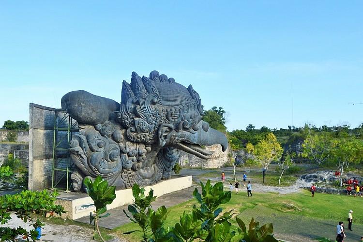Taman Budaya Gwk Tempat Menarik Di Bali Keindahan Indonesia