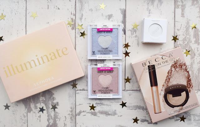 US-brand highlighter makeup