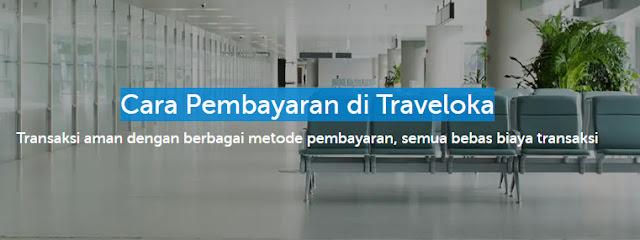 Cara Pembayaran di Traveloka
