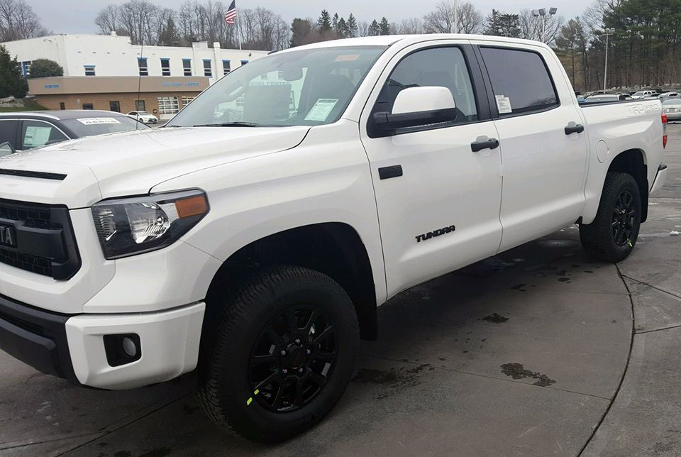 Toyota Tundra Towing Capacity >> Hoselton Auto Mall: NEW ON THE LOT: 2016 Toyota Tundra TRD Pro