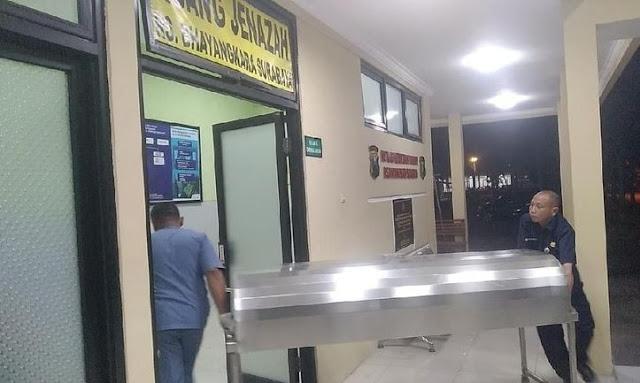 Bandar Sabu Asal Aceh Ditembak Mati
