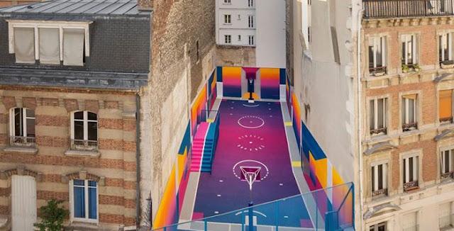 Novo ponto turístico de Paris