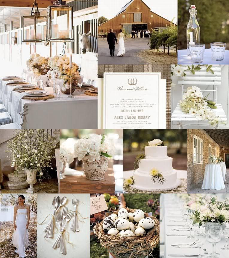 Rustic Wedding Decoration Ideas: Wedding Inspiration Boards...for The Home