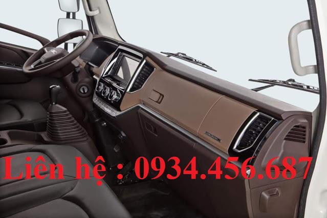 Khoang lái dothanh IZ650