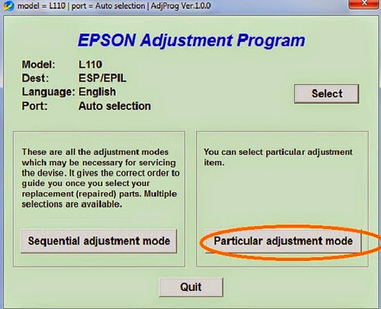 1 resetter epson l110 free download rar