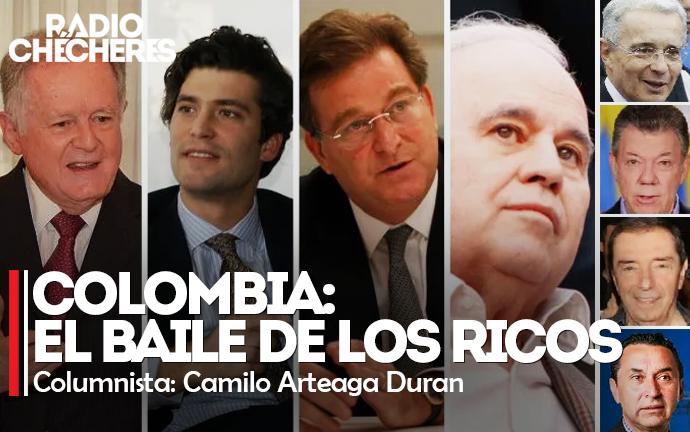 Colombia: El baile de los ricos
