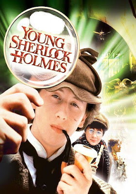 Young Sherlock Holmes 1985 DVD R1 NTSC LATINO