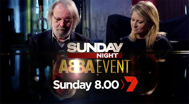 Abbafanatic Abba Tv Special Australia Sunday Night 17 September